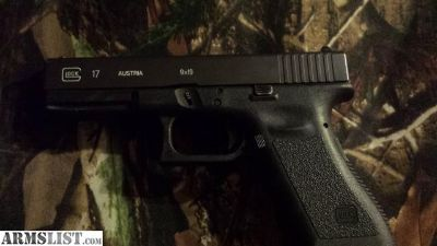 For Trade: trade Glock 17 for 19