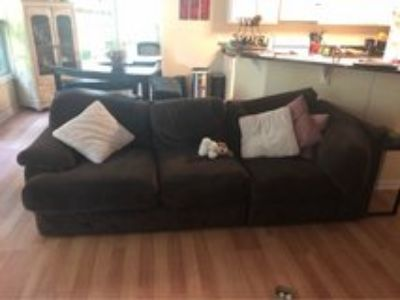 Large sectional couch