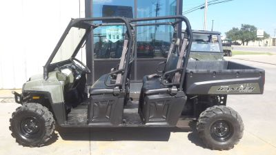 2012 Polaris Ranger Crew 800 Side x Side Utility Vehicles Eastland, TX