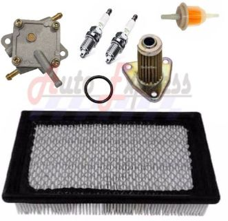 Sell EZGO MARATHON GOLF CART TUNE UP KIT 1991-1994 4 CYCLE AIR FILTER FUEL PUMP NEW motorcycle in Lapeer, Michigan, United States, for US $48.98