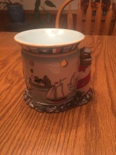 Ceramic Candle / Wax Holder