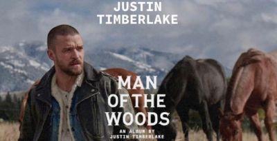 Justin Timberlake - The Man Of The Woods Tour -  tixtm.com