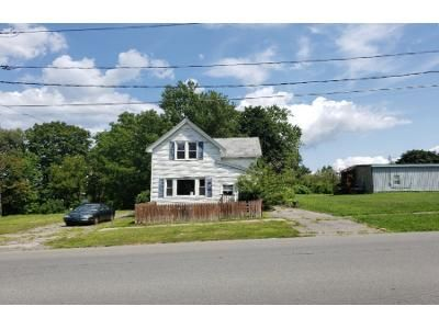 3 Bed 1.5 Bath Foreclosure Property in Gloversville, NY 12078 - Broad St