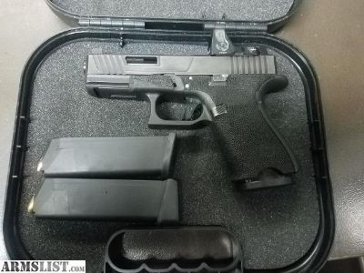 For Sale/Trade: GLOCK 19 LONEWOLF MOS WITH TRIJICON RMR