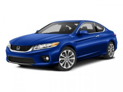 2015 Honda Accord EX-L V6 (Still Night Blu)
