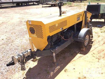 2016 (unverified) Multiquip / Mayco LS500 Concrete Pump