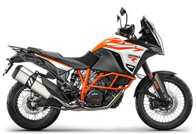 2018 KTM 1290 Super Adventure R Dual Purpose Motorcycles Bennington, VT