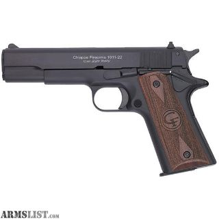 For Sale: CHIAPPA 1911 22LR