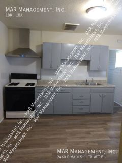 Updated 1 Bed 1 Bath Renovated Apartment Available! +55 Senior Gated Community! TR-APT B