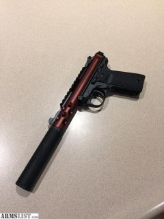For Sale: Ruger mk iv 22/45 lite