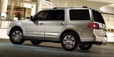 2008 Lincoln Navigator Luxury (Black Clearcoat)