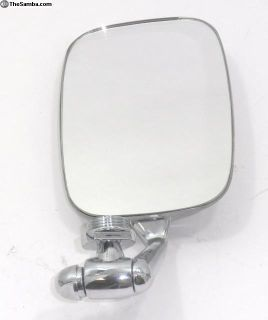 Mirror Rear / Side View - Left Convertible Only