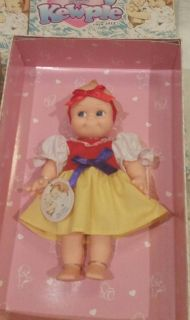 Collectors Snow White Kewpie Doll