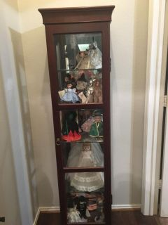 Doll or display case 66 x. 16