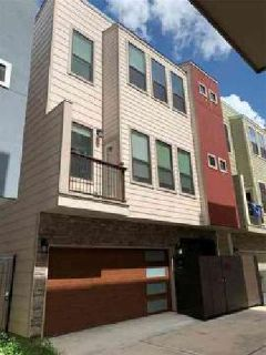 1415 Holly Street B Houston Three BR, Beautiful townhome living