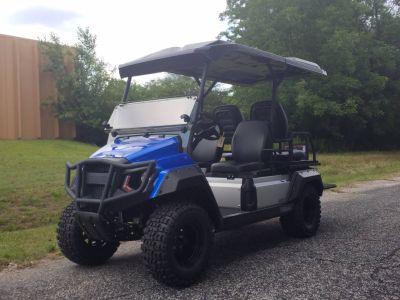 2019 Yamaha Umax Rally 2+2 (Gas EFI) Gas Powered Golf Carts Covington, GA