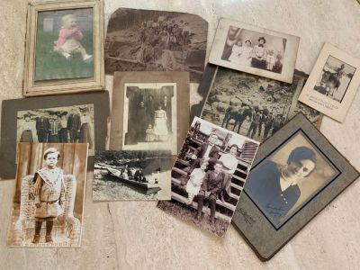 Grouping of Vintage Photographs