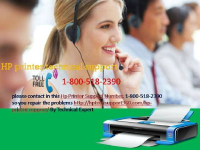 Searching For Reliable Services- Prevail HP printer tech support 1-800-518-2390