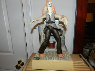 Star wars action guy