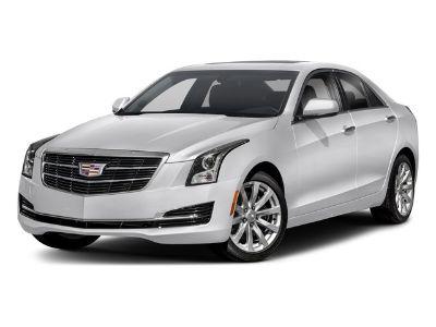 2018 Cadillac ATS Sedan Premium Performance RWD (Crystal White Tricoat)