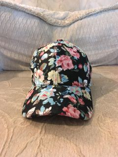 Never used hat