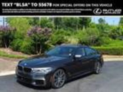 used 2018 BMW 5-Series for sale.