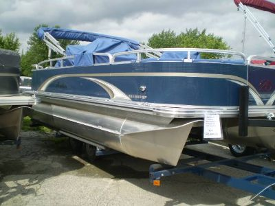 2016 Avalon GS Quad Fish 19 Pontoons Boats Lancaster, NH