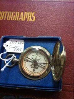 $79 1917 WW1 Waltham Compass (Biloxi)