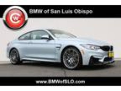 Used 2017 BMW M4 Silver, 4.08K miles