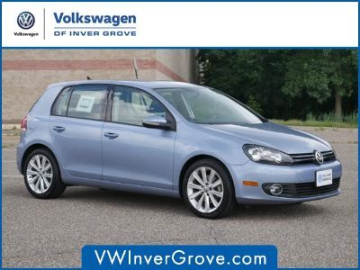 2012 Volkswagen Golf TDI (Shark Blue Metallic)