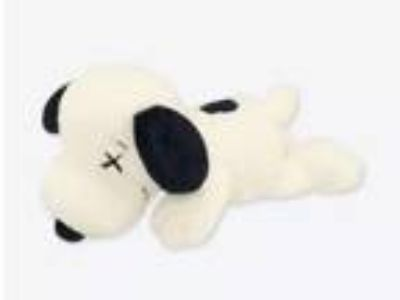 Kaws X Snoopy Plush Uniqlo Size Small