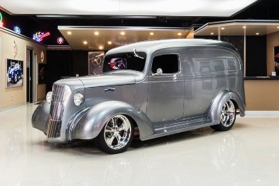 1937 Chevrolet Panel Truck Custom Street Rod