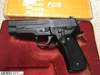 For Sale: West German Sig 226