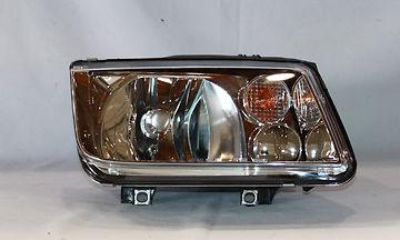 Purchase 99-02 VOLKSWAGEN JETTA 2.8L w/o FOG LAMP HEAD LIGHT motorcycle in Grand Prairie, Texas, US, for US $53.23
