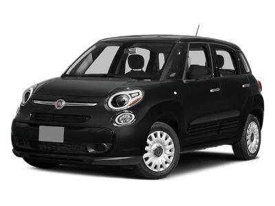 2014 Fiat 500L Lounge (Grigio Chiaro (Graphite Metallic))