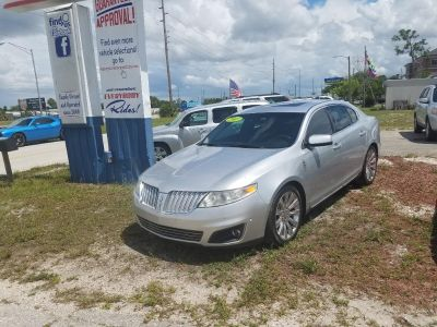2011 Lincoln MKS EcoBoost (Silver)