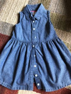 Carter s Chambray Dress