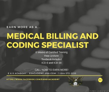 Online Medical Billing & Coding Classes - Coming Soon...
