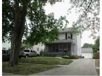 3 Bed 1 Bath Foreclosure Property in Toledo, OH 43612 - W Poinsetta Ave