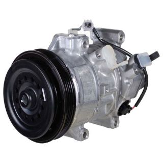 Find A/C Compressor and Clutch-New Compressor DENSO fits 07-11 Toyota Yaris 1.5L-L4 motorcycle in Azusa, California, United States, for US $466.27