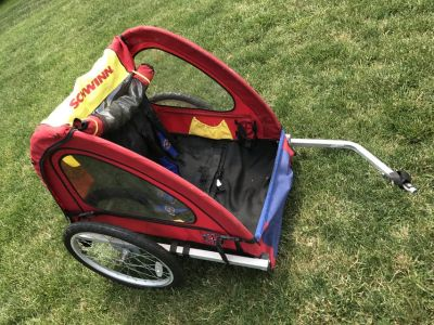 Schwinn Double Trailer