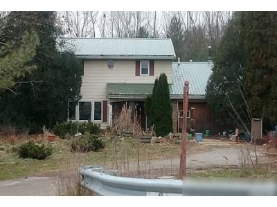 4 Bed 2.5 Bath Foreclosure Property in Harlan, IN 46743 - State Road 101