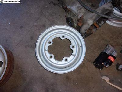 14 inch wide five bus wheel