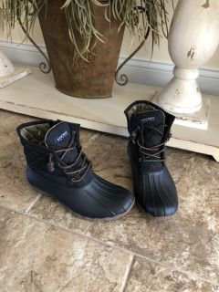 Sperry Top-spider boots