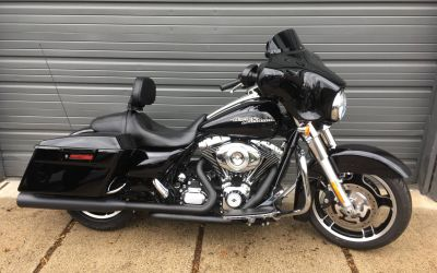 2013 Harley-Davidson Street Glide Touring Motorcycles Mahwah, NJ