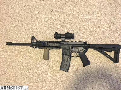 For Sale/Trade: Upgraded PSA AR-15
