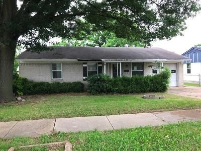 3 Bed 1 Bath Foreclosure Property in Garland, TX 75040 - Quincy Dr