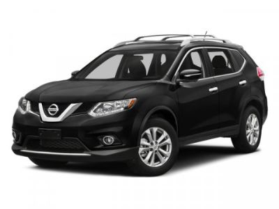 2016 Nissan Rogue SV Navigation (Arctic Blue Metallic)