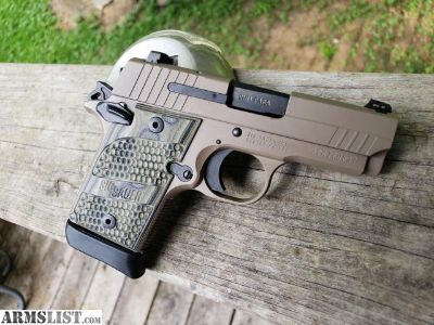 For Sale/Trade: Sig 938 Scorpion