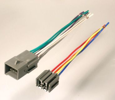 Purchase Ford Reverse Radio Car Stereo Wiring Harness Plugs into Factory Radio EIA Coded motorcycle in Oliver Springs, Tennessee, US, for US $8.98